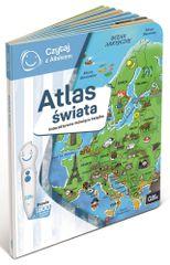 Albi Czytaj z Albikiem – Atlas świata