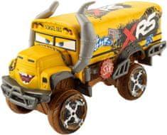 Mattel Cars 3 XRS Odpružený veľký závodiak Miss Fritter