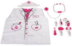 Barbie Doktorská sada s oblečením