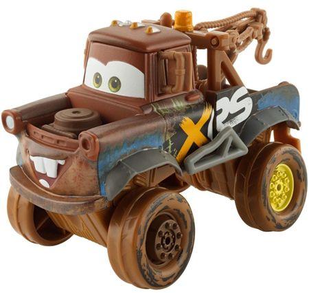 Mattel Cars 3 XRS Złomek