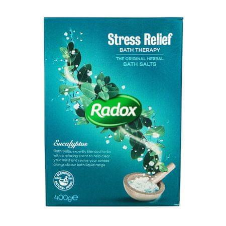 Soľ do kúpeľa Stress Relief (Bath Salt) 400 g