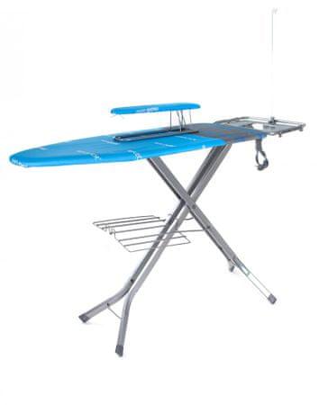 BRILANZ Vasalódeszka Professional 130 x 48 kék