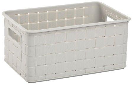 Curver škatla za shranjevanje Nuance, S, bela