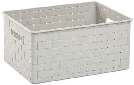 Curver Nuance škatla za shranjevanje M, bela