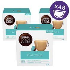 NESCAFÉ Dolce Gusto® kávové kapsule Flat White 3balenie