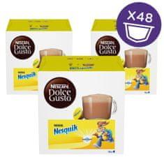 NESCAFÉ NESQUIK - Forró csoki kapszula  3 x 16 db