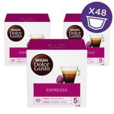 NESCAFÉ kavne kapsule Dolce Gusto Espresso, trojno pakiranje