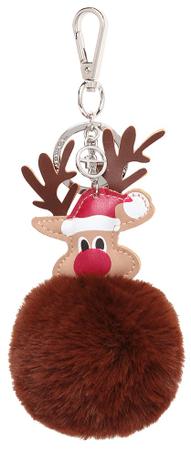 Tamaris Kara Key Holder Rudolph obesek za ključe 7246192, podoba jelenčka