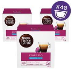 NESCAFÉ Dolce Gusto® kávové kapsle Espresso Decaffeinato 3balení
