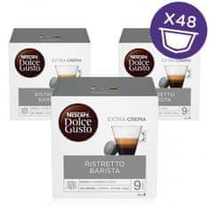 NESCAFÉ Dolce Gusto Espresso BARISTA Kávékapszula, 3x16 db