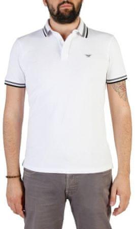 Emporio Armani pánská polokošile M bílá