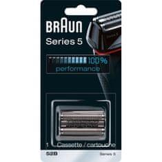 BRAUN folia i nożyki CombiPack Series 5 - 52B