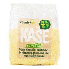 Country Life Kaše kukuřičná 250g