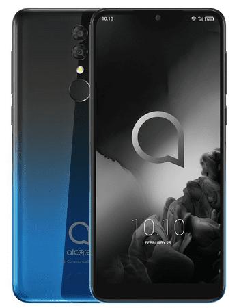 Alcatel 3, 4GB/64GB, Black Blue (5053K)