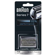 BRAUN Folia + blok ostrzy 70S Multi Silver