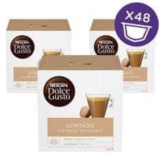 NESCAFÉ Dolce Gusto® kávové kapsle Cortado 3balení