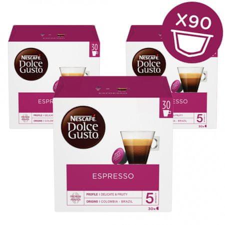 NESCAFÉ Dolce Gusto Espresso, 3 komada