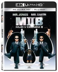 Muži v černém 2 (2 disky) - Blu-ray + 4K Ultra HD