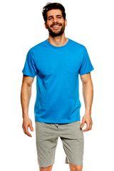 Henderson Férfi pizsama 36600 Universe blue