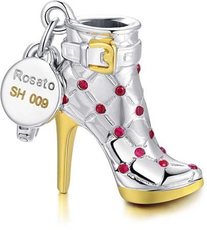 Rosato Srebrn obesek Moji čevlji RSH009 srebro 925/1000