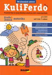 Kolektív autorov: Kuliferdo - jemná motorika a grafomotorika
