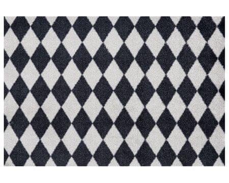 Zala Living Protiskluzová rohožka Home Black Grey 103167 50x70