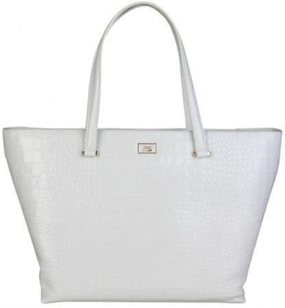 Cavalli Class bílá kabelka