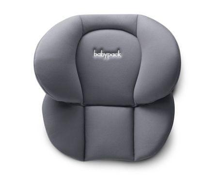 More Babypack üléspárnák autósülésbe - fej alatt, fekete