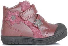 Ponte 20 dievčenské kožené topánky