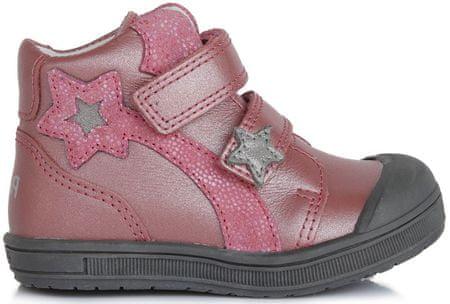 Ponte 20 dekliški usnjeni čevlji, 24, roza