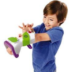 Mattel Toy Story 4: Príbeh hračiek Buzzov náramok so zvukmi