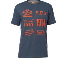 Fox tričko Wrldwd Ss