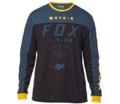 Fox tričko Fctry Ls Airline