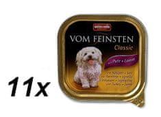 Animonda mokra karma dla psa Vom Feinstein Classic - indyk + jagnięcina - 11x150g