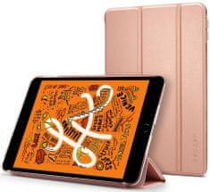 Spigen Ochranné puzdro Smart Fold Case pre Apple iPad Mini 5 2019, zlatoružové 051CS26113
