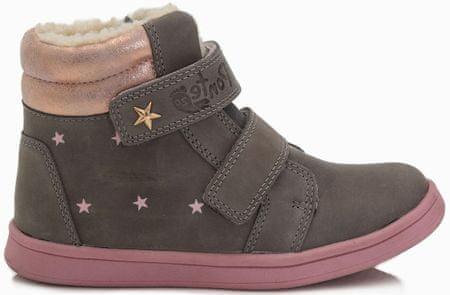 Ponte 20 dekliški zimski škornji, 28, rjavi