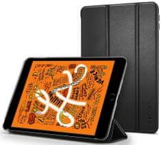 Spigen Ochranné puzdro Smart Fold Case pre Apple iPad Mini 5 2019, čierne 051CS26112