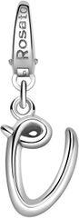 Rosato Ezüst medál Alphabet RAL048 ezüst 925/1000