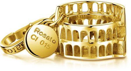 Rosato Aranyozott medál My City RCI016 ezüst 925/1000