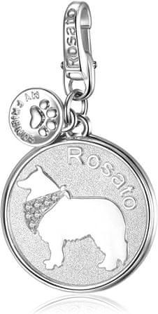 Rosato Srebrn obesek My Friends RFR017 srebro 925/1000