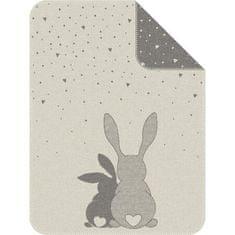 s.Oliver Dětská deka králíčci