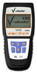 SIXTOL V302 V-checker profi diagnostika VW group