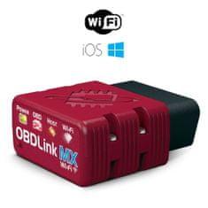 SIXTOL Diagnostika OBDLink MX Wi-Fi + CZ program TouchScan - 3 roky záruka