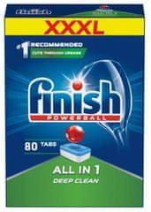 Finish All-in-1 80 ks