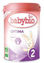 Babybio Optima 2 900 g