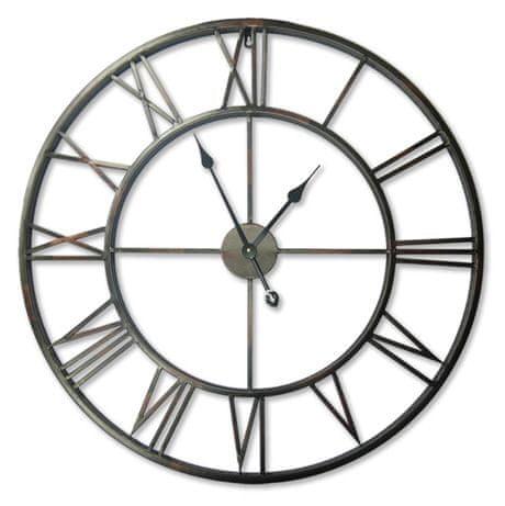 Walplus Vintage hodiny, rímske čísla, WC2083