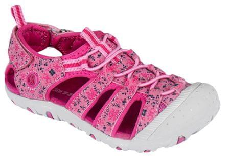 Loap dívčí sandály Dopey 27 růžová