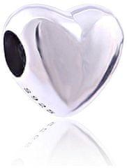 Infinity Love Ezüst gyöngy szív HS-1084-D ezüst 925/1000