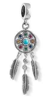 Infinity Love Stříbrný přívěsek Lapač snů HSD-1708-D stříbro 925/1000