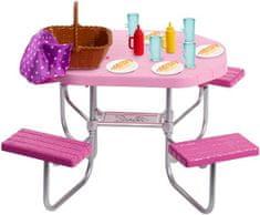 Mattel Barbie Nábytok a doplnky Piknik